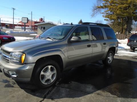 2006 Chevrolet TrailBlazer EXT for sale at NORTHLAND AUTO SALES in Dale WI