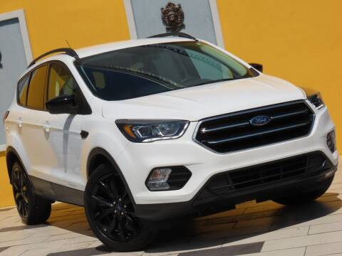 2019 Ford Escape for sale at Paradise Motor Sports LLC in Lexington KY
