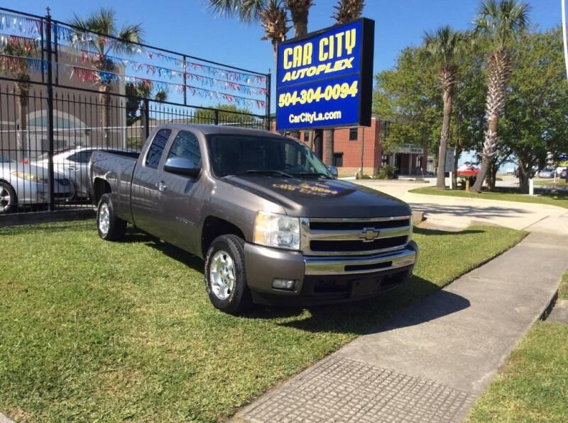 2011 Chevrolet Silverado 1500 for sale at Car City Autoplex in Metairie LA