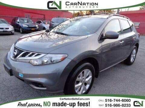 2013 Nissan Murano for sale at CarNation AUTOBUYERS, Inc. in Rockville Centre NY