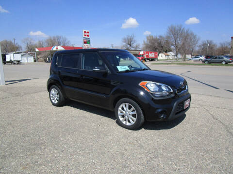 2012 Kia Soul for sale at Padgett Auto Sales in Aberdeen SD