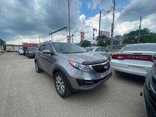 2014 Kia Sportage for sale at Car Depot in Detroit MI