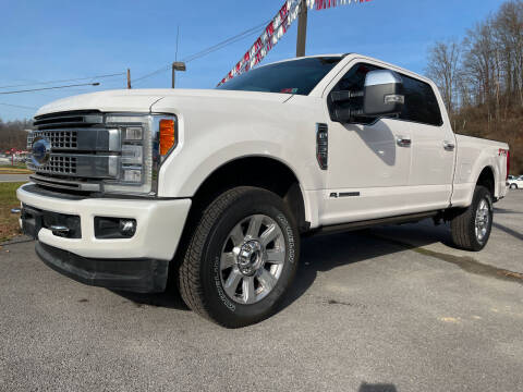 2017 Ford F-350 Super Duty for sale at Turner's Inc in Weston WV