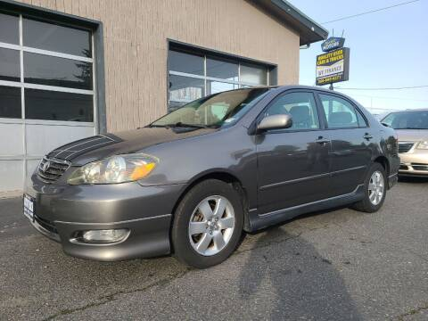 2005 Toyota Corolla for sale at Westside Motors in Mount Vernon WA
