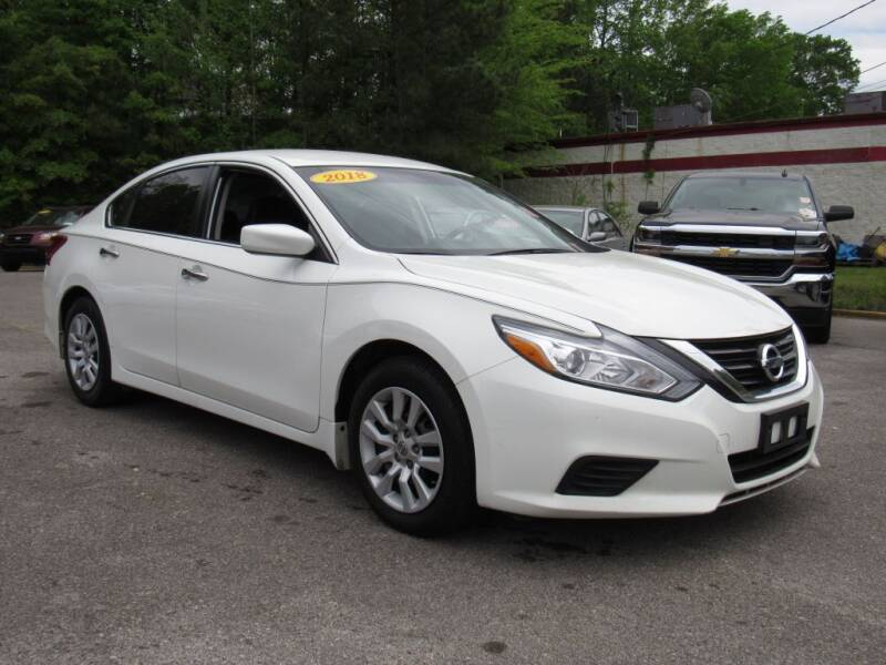 2018 Nissan Altima for sale at Discount Auto Sales in Pell City AL
