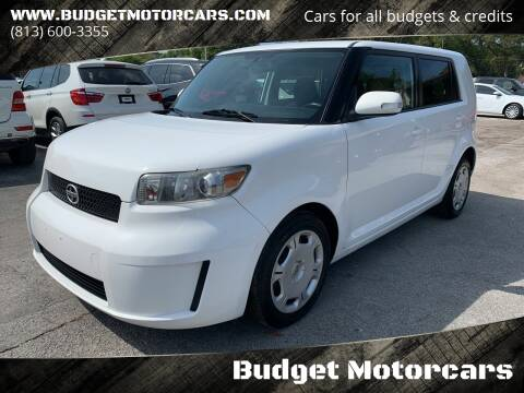 2010 Scion xB for sale at Budget Motorcars in Tampa FL