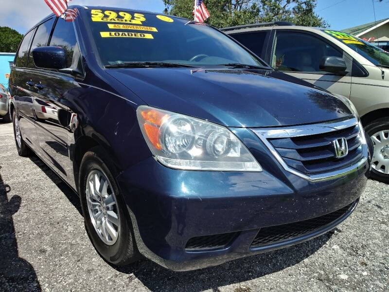 2010 Honda Odyssey for sale at AFFORDABLE AUTO SALES OF STUART in Stuart FL