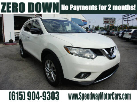 2014 Nissan Rogue for sale at Speedway Motors in Murfreesboro TN