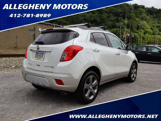 2014 Buick Encore AWD Premium 4dr Crossover - Pittsburgh PA