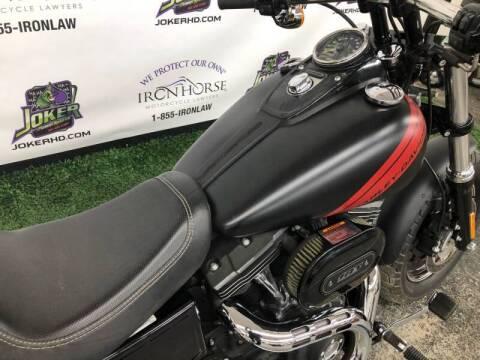 2016 Harley-Davidson FXDF