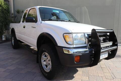 1999 Toyota Tacoma for sale at Newport Motor Cars llc in Costa Mesa CA