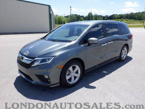 2019 Honda Odyssey for sale at London Auto Sales LLC in London KY