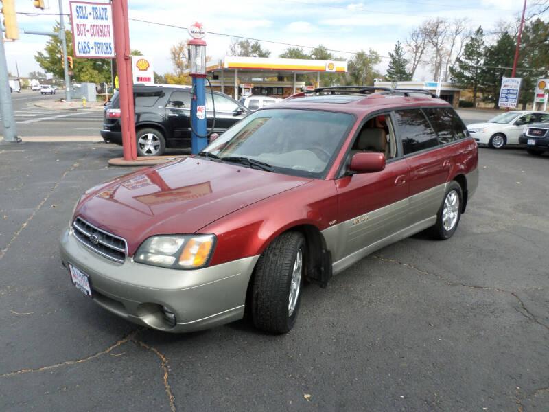 2002 Subaru Outback for sale at Premier Auto in Wheat Ridge CO