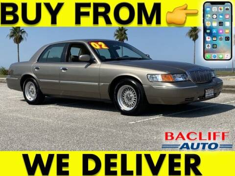 2002 Mercury Grand Marquis for sale at Bacliff Auto in Bacliff TX
