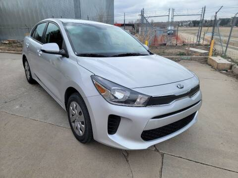 2019 Kia Rio for sale at Red Rock's Autos in Denver CO