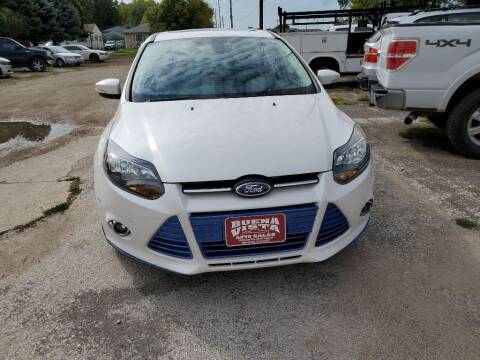 2012 Ford Focus for sale at Buena Vista Auto Sales in Storm Lake IA