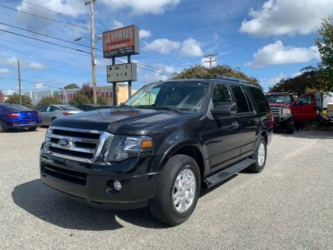 2013 Ford Expedition for sale at Autohaus of Greensboro in Greensboro NC
