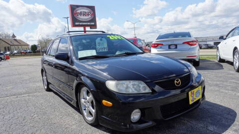 2002 Mazda Protege5 for sale at ARP in Waukesha WI