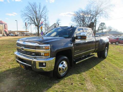 2015 Chevrolet Silverado 3500HD for sale at G and S Auto Sales in Ardmore TN