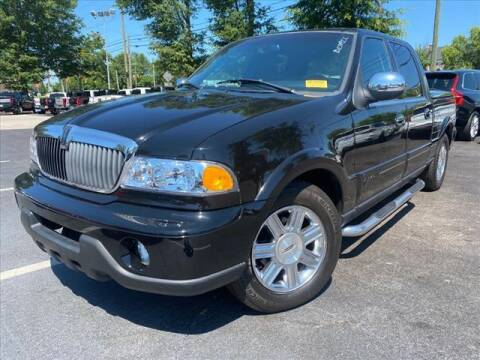 2002 Lincoln Blackwood for sale at iDeal Auto in Raleigh NC