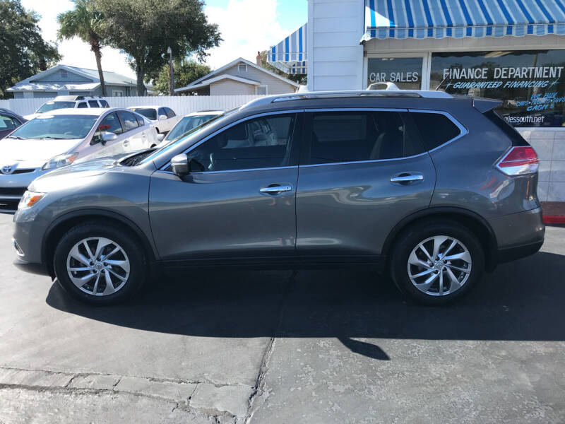 2014 Nissan Rogue for sale at Riviera Auto Sales South in Daytona Beach FL