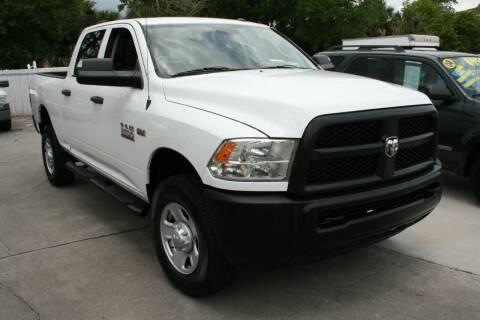 2014 RAM Ram Pickup 2500 for sale at Mike's Trucks & Cars in Port Orange FL