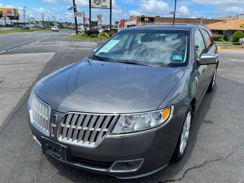 2010 Lincoln MKZ for sale at MFT Auction in Lodi NJ