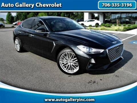2021 Genesis G70 for sale at Auto Gallery Chevrolet in Commerce GA