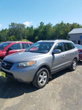 2007 Hyundai Santa Fe for sale at Jeff's Sales & Service in Presque Isle ME
