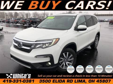 2020 Honda Pilot for sale at White's Honda Toyota of Lima in Lima OH