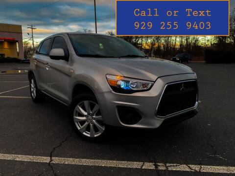 2014 Mitsubishi Outlander Sport for sale at Ultimate Motors in Port Monmouth NJ