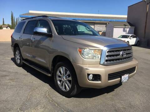 2008 Toyota Sequoia for sale at Cars 2 Go in Clovis CA