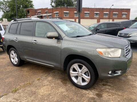 2008 Toyota Highlander for sale at All American Autos in Kingsport TN