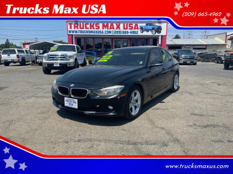 2014 BMW 3 Series for sale at Trucks Max USA in Manteca CA