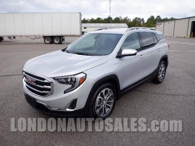 2021 GMC Terrain for sale at London Auto Sales LLC in London KY