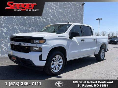 2020 Chevrolet Silverado 1500 for sale at SEEGER TOYOTA OF ST ROBERT in St Robert MO