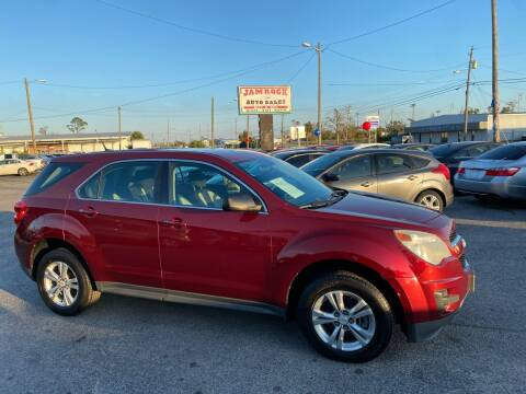 2010 Chevrolet Equinox for sale at Jamrock Auto Sales of Panama City in Panama City FL