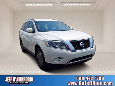 2014 Nissan Pathfinder for sale at Jeff D'Ambrosio Auto Group in Downingtown PA