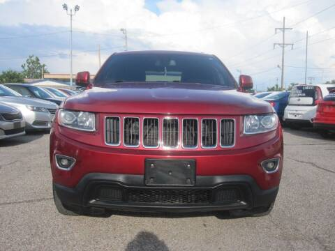 2014 Jeep Grand Cherokee for sale at T & D Motor Company in Bethany OK