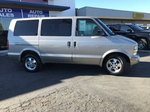 2003 Chevrolet Astro for sale at DaCosta's Auto World in Fairfield CA