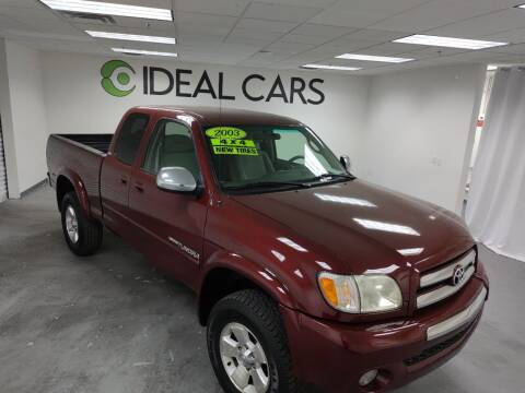 2003 Toyota Tundra for sale at Ideal Cars in Mesa AZ