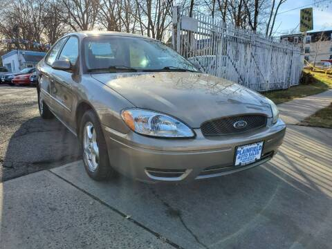 2004 Ford Taurus for sale at New Plainfield Auto Sales in Plainfield NJ