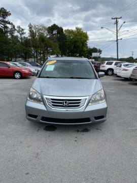 2010 Honda Odyssey for sale at Elite Motors in Knoxville TN