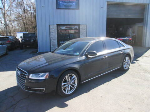 2015 Audi A8 L for sale at Access Auto Brokers in Hagerstown MD