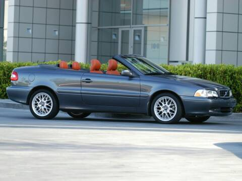 2004 Volvo C70 for sale at St. Croix Classics in Lakeland MN