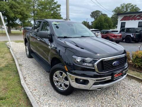 2019 Ford Ranger for sale at Beach Auto Brokers in Norfolk VA