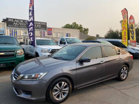 2015 Honda Accord for sale at Black Diamond Auto Sales Inc. in Rancho Cordova CA