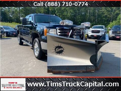 2014 GMC Sierra 2500HD for sale at TTC AUTO OUTLET/TIM'S TRUCK CAPITAL & AUTO SALES INC ANNEX in Epsom NH