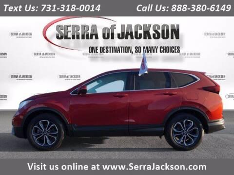2020 Honda CR-V for sale at Serra Of Jackson in Jackson TN