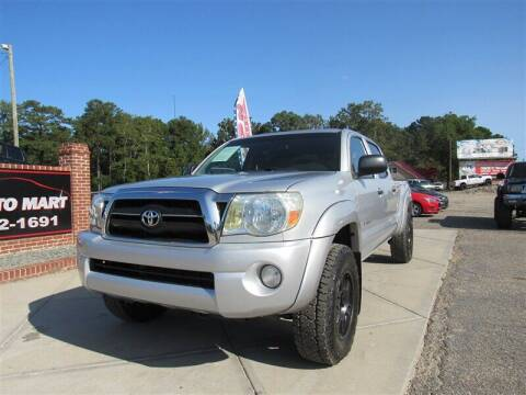 2007 Toyota Tacoma for sale at J T Auto Group in Sanford NC
